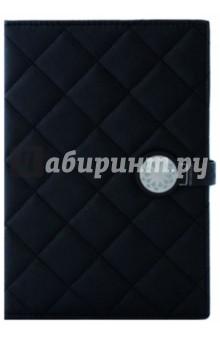 Ежедневник недатированный (А5, 192 страницы, черный) (35901-18) Феникс+