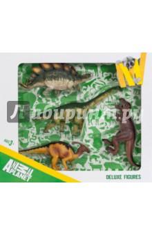 Набор игровых фиг.Animal Planet (4 штуки, Динозавры) (387300) Mojo