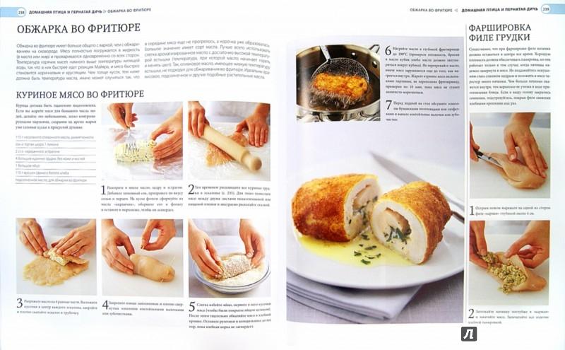 Кулинарные рецепты с пошаговые