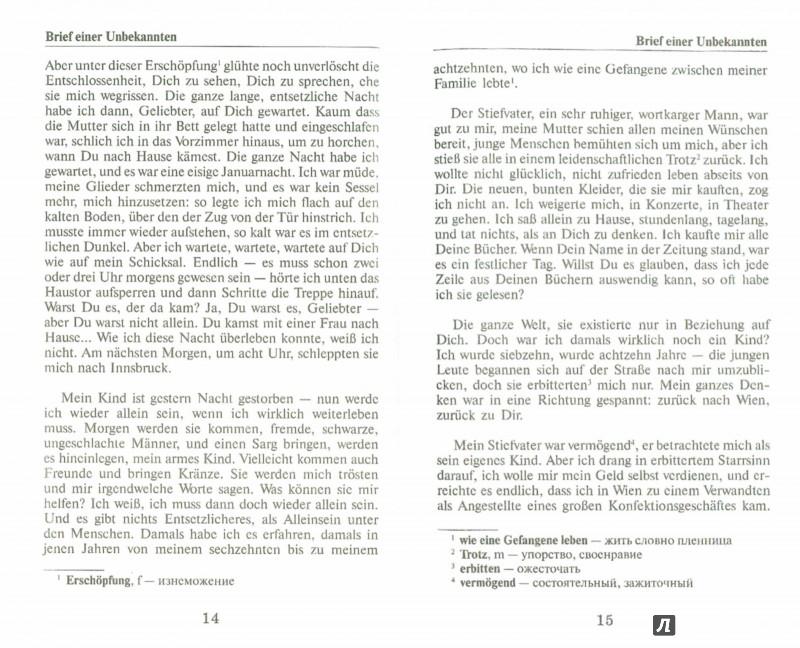 Иллюстрация 1 из 16 для Немецкий с любовью. Новеллы = Novellen - Стефан Цвейг | Лабиринт - книги. Источник: Лабиринт