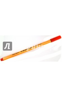 "Ручка капиллярная ""Point"", красная (141578/88-40) Stabilo"