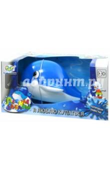 Водоплавающая рыба Кит в коробке (EF80033R)