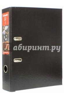 Папка с арочным механизмом A4 (75 мм, черная) (811370P) Esselte