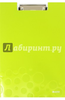 Папка-планшет A4 (зеленая) (41990064) Leitz