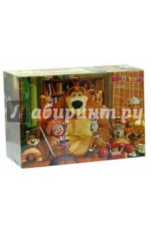 Кубики  Маша и ее друзья (6 штук, пластик) (8118GT)