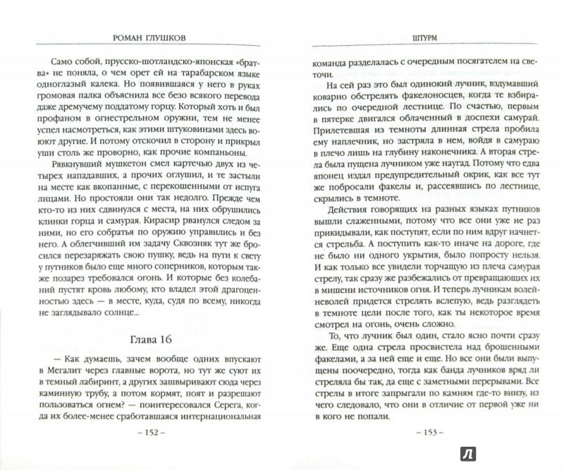 Иллюстрация 1 из 6 для Штурм - Роман Глушков   Лабиринт - книги. Источник: Лабиринт