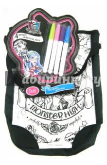 Набор для росписи сумочки Подруги Monster (54172)