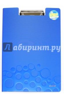 Папка-планшет с внутренним карманом (А4, синяя) (41990036) Leitz