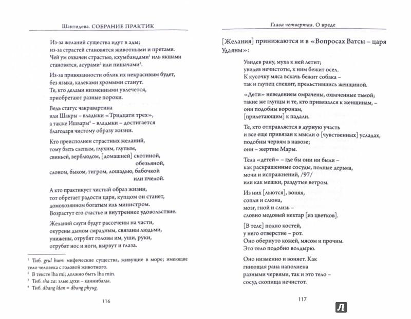 Иллюстрация 1 из 9 для Шикшасамуччая. Собрание практик - Шантидева   Лабиринт - книги. Источник: Лабиринт
