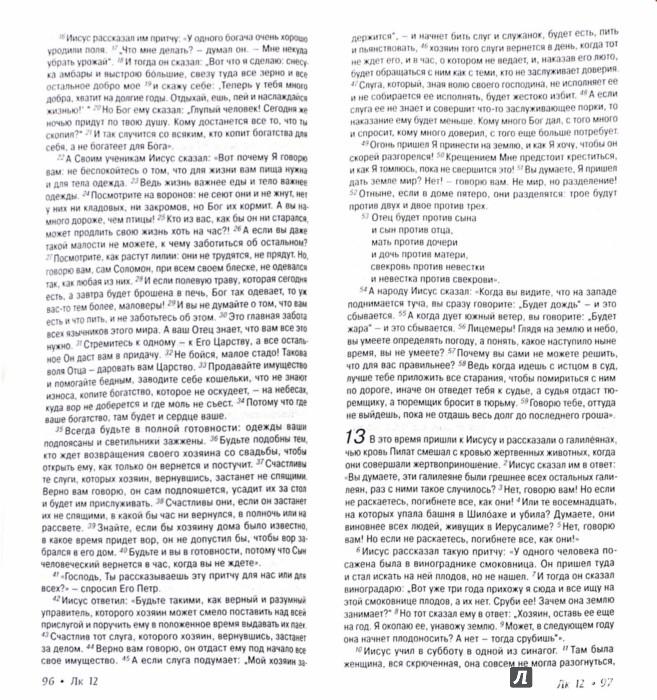 Иллюстрация 1 из 6 для Новый Завет. Псалтирь. Притчи. Современный русский перевод | Лабиринт - книги. Источник: Лабиринт