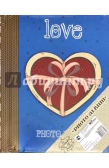 Zakazat.ru: Фотоальбом с обложкой из картона ЛЮБОВЬ (36545).
