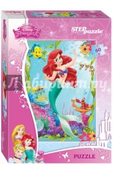 """Step Puzzle-60 """"Disney. Русалочка"""" (81130)"""