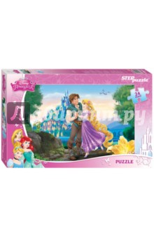 "Step Puzzle-MAXI-24 ""Disney. Рапунцель"" (90020)"