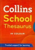 Collins School Thesaurus in colour