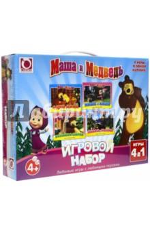 Маша и Медведь. Игровой набор (00633)