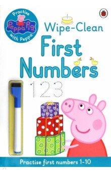 Wipe-Clean Numbers