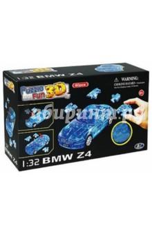 3D пазл BMW Z4 полупрозрачный синий (57085)