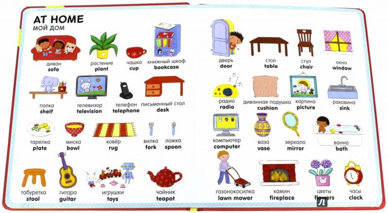 Английский язык для детей в домашних условиях