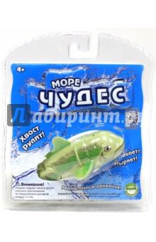 "Рыбка-акробат ""Бубба"", 12 см (126211-5) Март-игрушки"