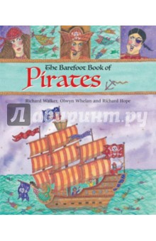 The Barefoot Book of Pirates (+CD)Литература на иностранном языке для детей<br>This swashbuckling collection of pirate tales is brimful with drama and adventure on the high seas. Young children will meet fierce characters such as the captain in the German tale, Kobold and the Pirates; others, like young Mochimitsu in the Japanese tale, are friendly and funny. They will also meet the infamous Grace O Malley, one of Ireland s most feared pirates. Specially compiled for young readers, these tales are perfect for reading aloud.<br>