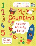 My Counting. Sticker Activity Book
