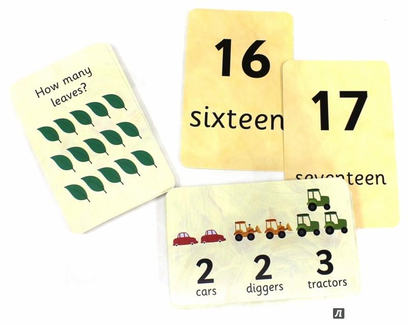 Иллюстрация 1 из 6 для 123  (52 flashcards)   Лабиринт - книги. Источник: Лабиринт