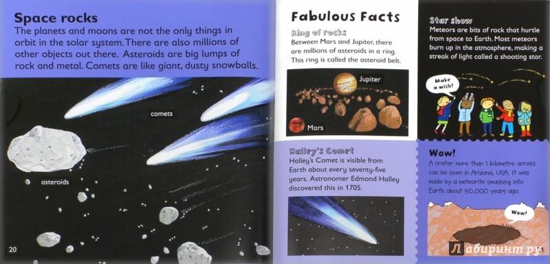 Иллюстрация 1 из 15 для Space - Anita Ganeri | Лабиринт - книги. Источник: Лабиринт