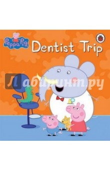 Dentist TripИзучение иностранного языка<br>Peppa, George and Mr Dinosaur are going to the dentists. Its Georges first visit and hes a teeny bit nervous. Find out how the trip goes in this lovely little adventure.<br>