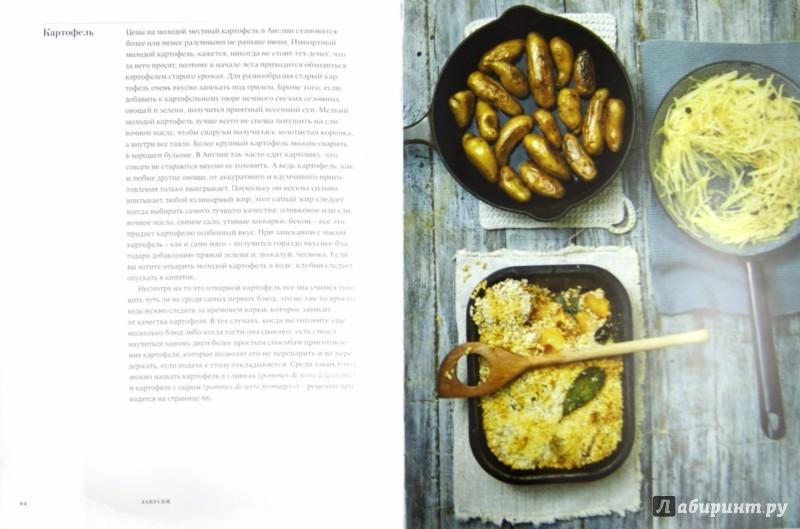Иллюстрация 1 из 12 для Из овощей - Элизабет Дэвид   Лабиринт - книги. Источник: Лабиринт