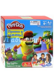 Настольная игра Прямо в цель!, Play-Doh