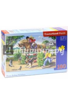 """Puzzle-180 """"Верховая езда"""" (В-018079)"""