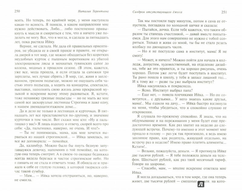 Иллюстрация 1 из 7 для Синдром отсутствующего ёжика - Наталия Терентьева | Лабиринт - книги. Источник: Лабиринт