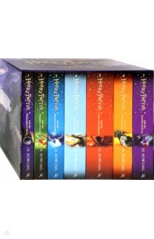 Harry Potter Boxed Set. Complete Collection