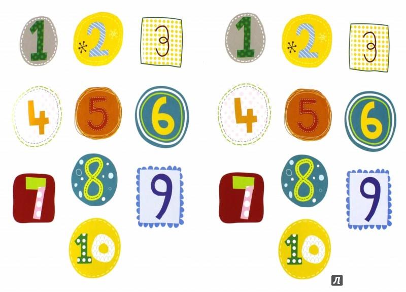 Иллюстрация 1 из 8 для My 1 2 3. Sticker Activity Book | Лабиринт - книги. Источник: Лабиринт
