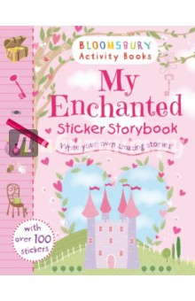 My Enchanted Sticker StorybookИзучение иностранного языка<br>This beautiful activity book is packed full of colourful illustrations and stickers to help you write fantastic fairytales! The first sentence of every story has been written for you, but you need to decide what will happen and how your amazing tales will end. Also features two completed stories to add fun stickers to.<br>Bloomsbury Activity Books provide hours of colouring, doodling, stickering and activity fun for boys and girls alike. Every book includes enchanting, bright and beautiful illustrations which children and parents will find very hard to resist. Perfect for providing entertainment at home or on the move!<br>