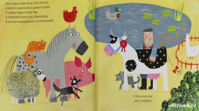 Иллюстрация 1 из 8 для What Ladybird Heard - Julia Donaldson | Лабиринт - книги. Источник: Лабиринт