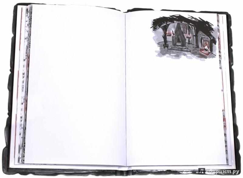 Иллюстрация 1 из 5 для Дневник вампира. Дневник магических секретов (А5) | Лабиринт - книги. Источник: Лабиринт