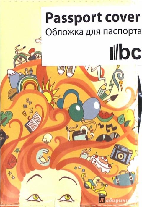 Иллюстрация 1 из 2 для Обложка для паспорта (Ps 7.14.3)   Лабиринт - канцтовы. Источник: Лабиринт
