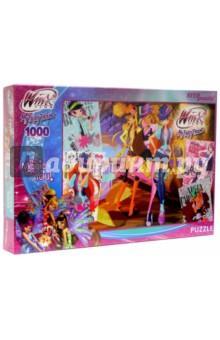 Step Puzzle-1000 «Winx» (79606)