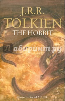 Hobbit (illustrated)Художественная литература на англ. языке<br>Read the classic edition of Bilbo Baggins  adventures in Middle-earth. Featuring more than 60 colour paintings and pencil drawings by the award-winning artist, Alan Lee, Conceptual Designer on Peter Jackson s THE HOBBIT: AN UNEXPECTED JOURNEY. Bilbo Baggins is a hobbit who enjoys a comfortable, unambitious life, rarely travelling further than the pantry of his hobbit-hole in Bag End. But his contentment is disturbed when the wizard, Gandalf, and a company of thirteen dwarves arrive on his doorstep one day to whisk him away on an unexpected journey  there and back again . They have a plot to raid the treasure hoard of Smaug the Magnificent, a large and very dangerous dragon...The prelude to The Lord of the Rings, The Hobbit has sold many millions of copies since its publication in 1937, establishing itself as one of the most beloved and influential books of the twentieth century. It is now available in a smart new package, and is illustrated throughout in gorgeous watercolour and delicate pencil by Alan Lee, Conceptual Artist for Peter Jackson s films, THE HOBBIT: AN UNEXPECTED JOURNEY and THE HOBBIT: THERE AND BACK AGAIN.<br>