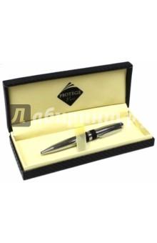 Ручка шариковая, цвет корпуса серебристый (739401)Ручки шариковые автоматические синие<br>Ручка шариковая автоматическая.<br>Цвет чернил: синий.<br>Упаковка6 подарочная коробка.<br>Сделано в Китае.<br>