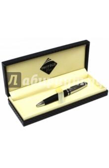 Ручка шариковая, цвет корпуса черный (R155)Ручки шариковые автоматические синие<br>Ручка шариковая автоматическая.<br>Цвет чернил: синий.<br>Упаковка6 подарочная коробка.<br>Сделано в Китае.<br>