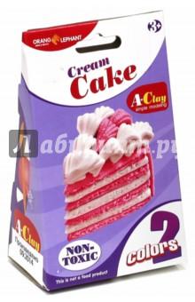 Легкий пластилин. Набор Торт сливки (OE-Cm/CC1)