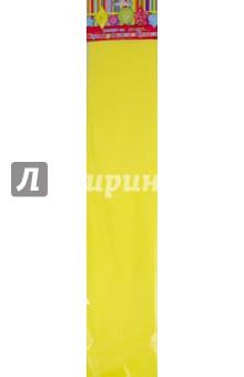 Бумага желтая эластичная крепированная (арт.36437-10)