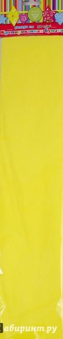 Иллюстрация 1 из 2 для Бумага желтая эластичная крепированная (арт.36437-10) | Лабиринт - канцтовы. Источник: Лабиринт