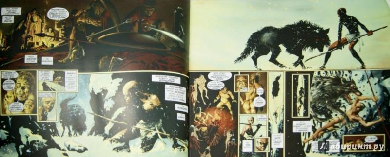 Иллюстрация 1 из 17 для 300. Графический роман - Миллер, Варли | Лабиринт - книги. Источник: Лабиринт