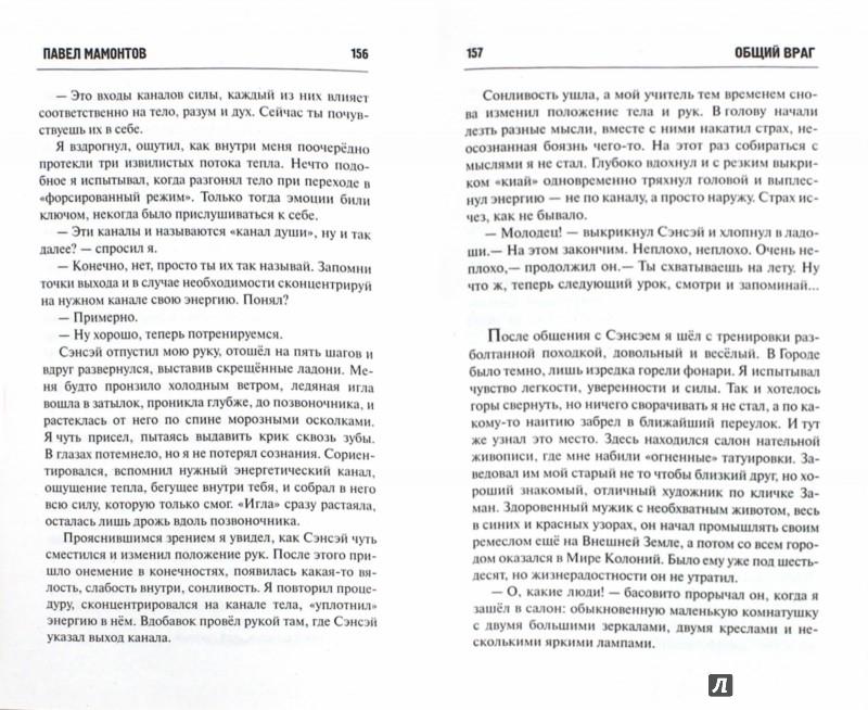 Иллюстрация 1 из 7 для Общий враг - Павел Мамонтов   Лабиринт - книги. Источник: Лабиринт