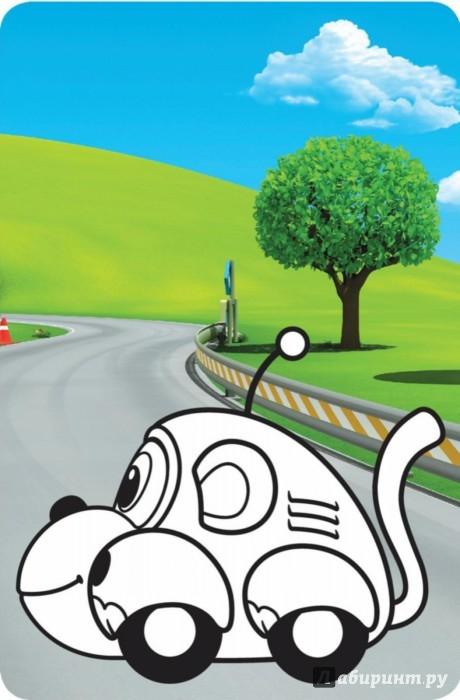 Иллюстрация 1 из 3 для Раскрась героя мультика. Спиди | Лабиринт - книги. Источник: Лабиринт