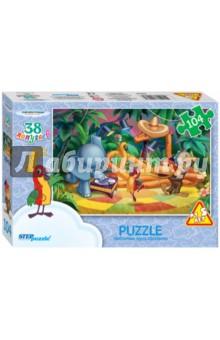 "Step Puzzle-104 ""38 попугаев"" (82026)"