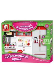 Набор кухни, в коробке (41,5х34,5х9,8см) (EJ80476R) S+S TOYS